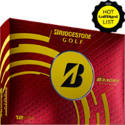 Bridgestone Tour B330-RX Yellow Golf Balls – Prior Generation