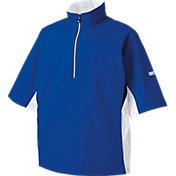 FootJoy Men's HydroLite Short Sleeve Golf Rain Shirt