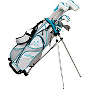 Tour Edge Women's Lady Edge 11-Piece Complete Set - (Graphite) - Teal