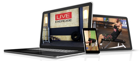 Fitness Gear Live Exercise