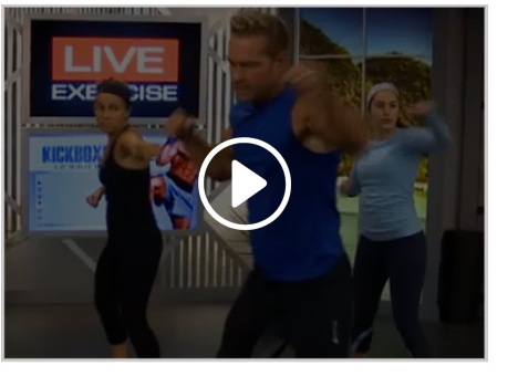 Fitness Gear Live Exercise Video