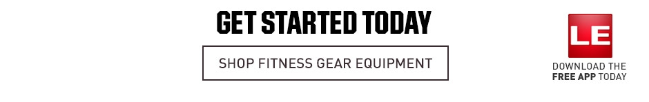 Get Started Today. Shop Fitness Gear Equipment