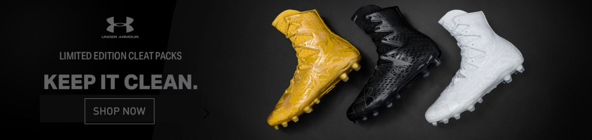Shop Under Armour Highlight Cleats