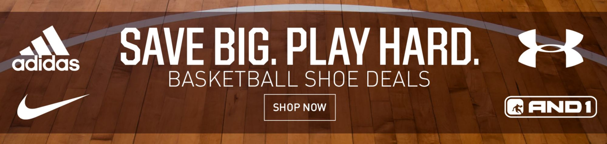 Shop Basketball Shoe Deals