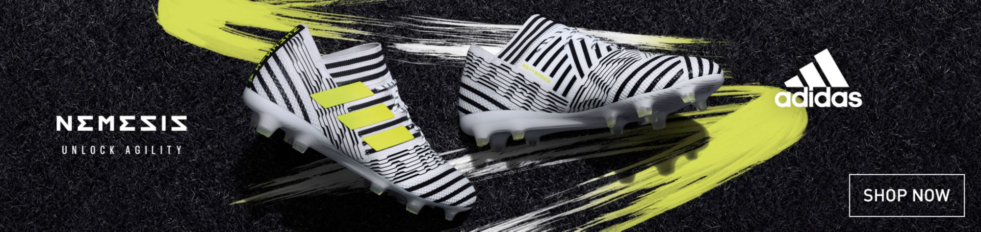 Shop adidas Nemeziz Cleats