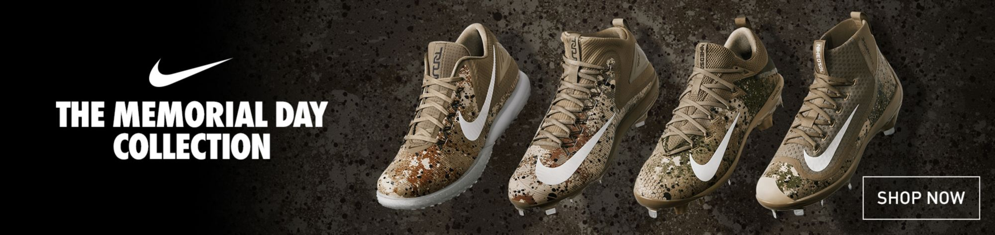 Shop Nike Memorial Day Baseball Cleats