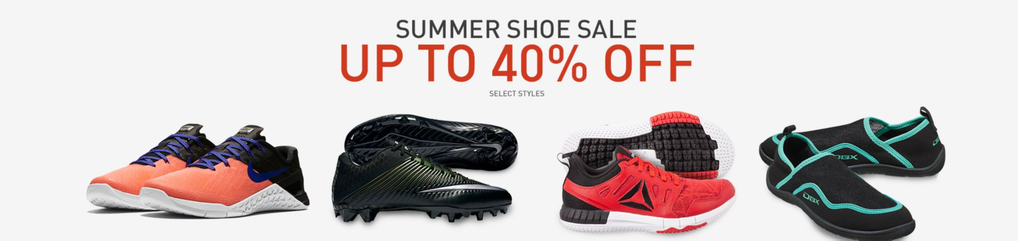 Shop Footwear Sales