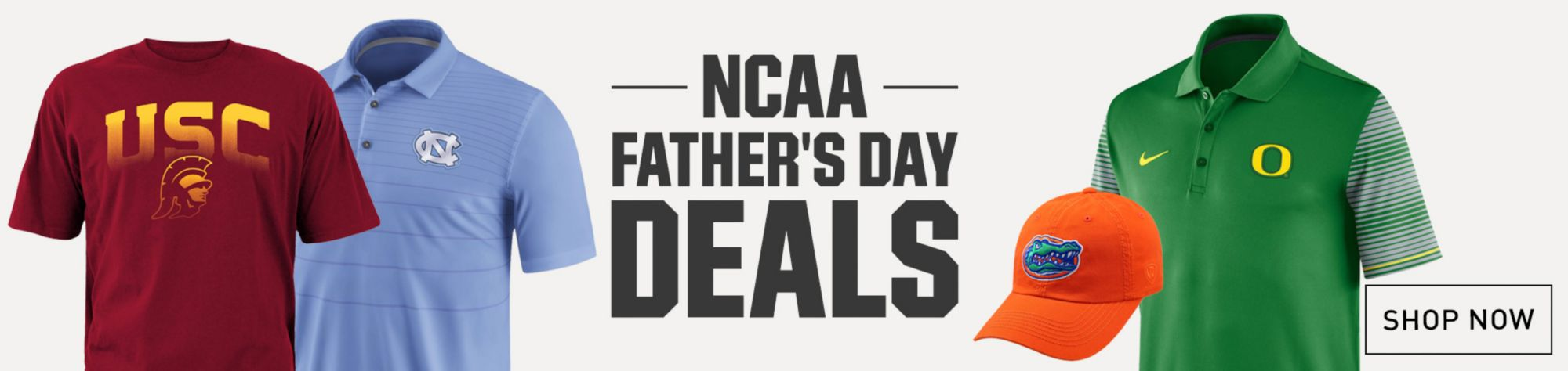 NCAA Fathers Day Deals