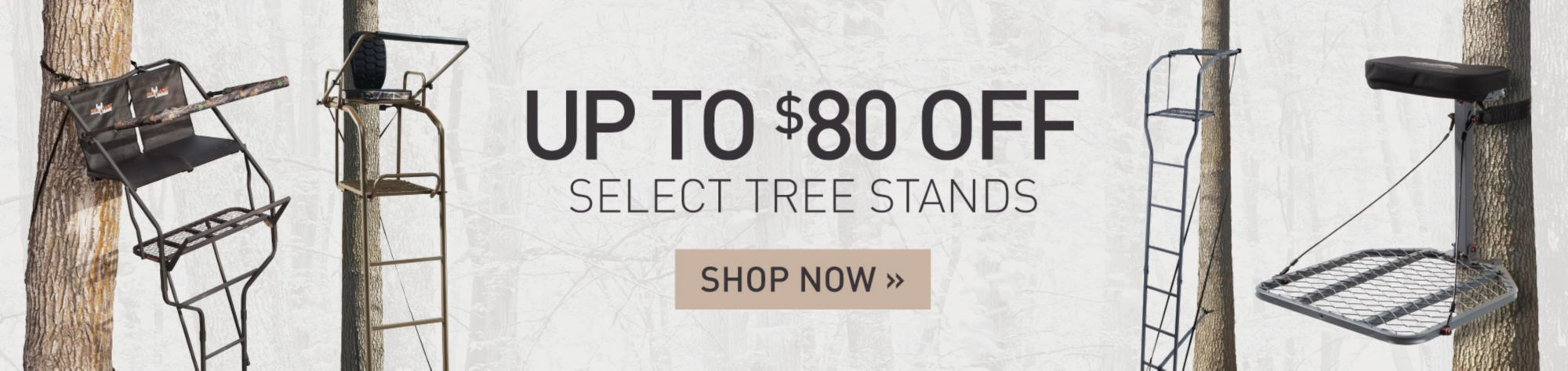 Save on Treestands