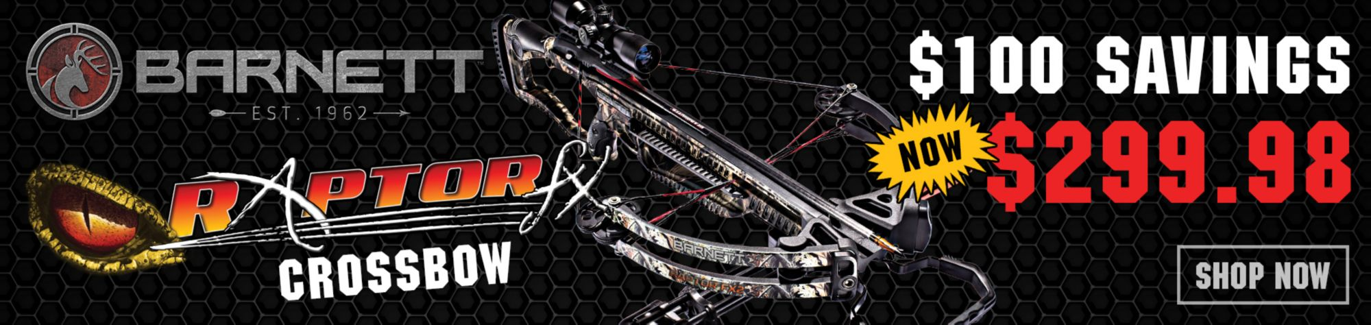 Shop Barnett Raptor Crossbows