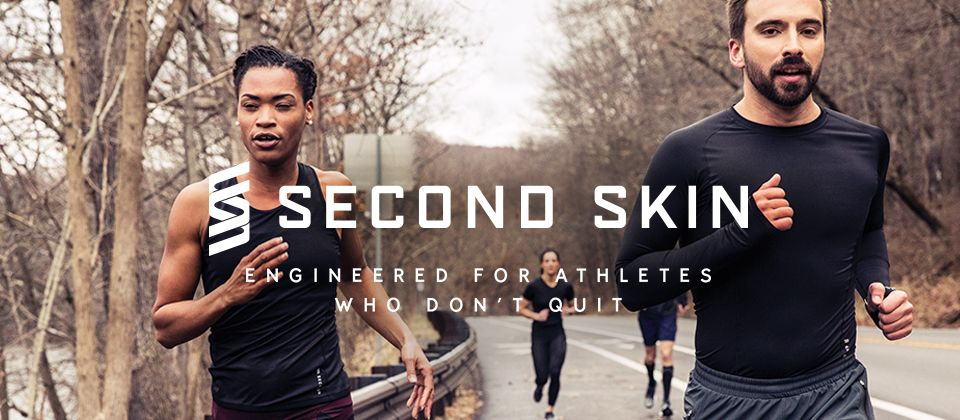 Second Skin - Engineered for Athletes Who Dont Quit