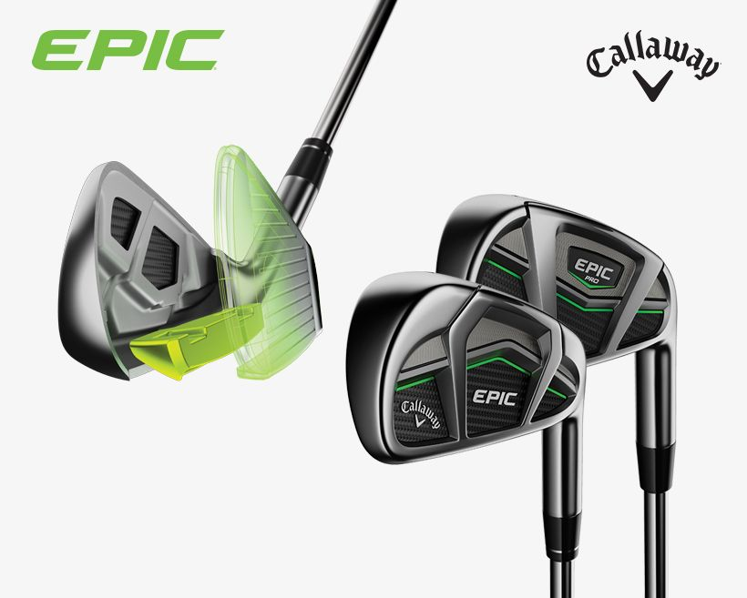 Shop Callaway Epic Irons