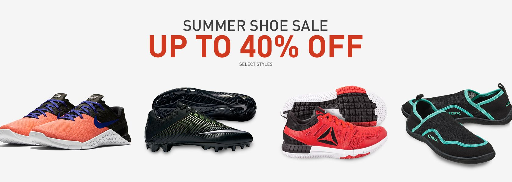 Shop Summer Shoe Sale