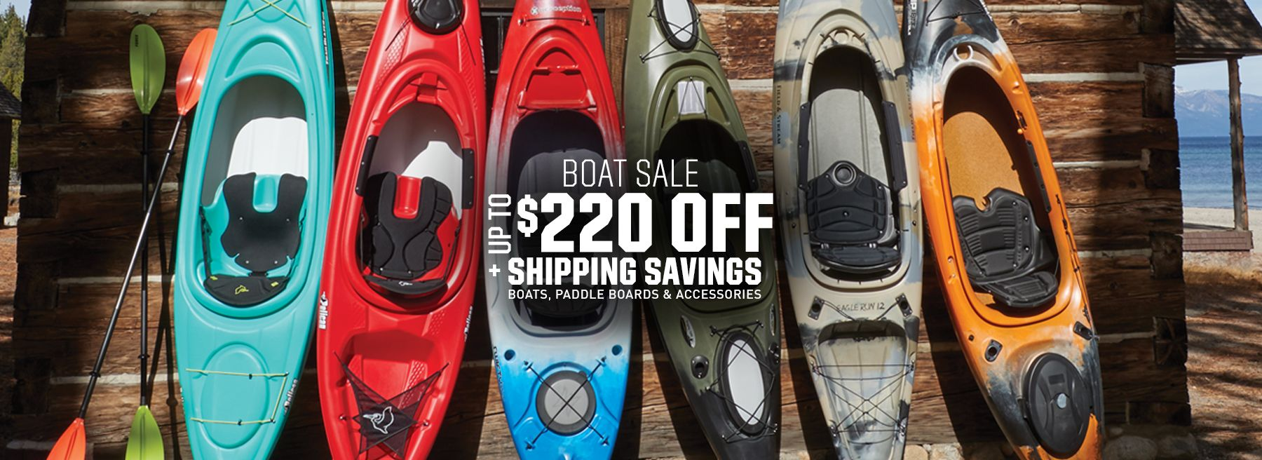 Shop The Biggest Boat Sale Of The Year