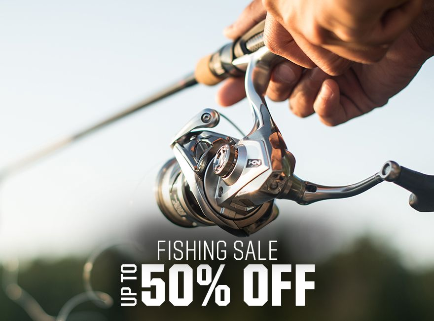Shop Fishing Deals