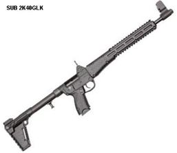 Kel-Tec SUB-2000 Rifles with specific serial numbers Style Description: KELTECSUB2K9GLK17BBLK, Style: 4734-0051