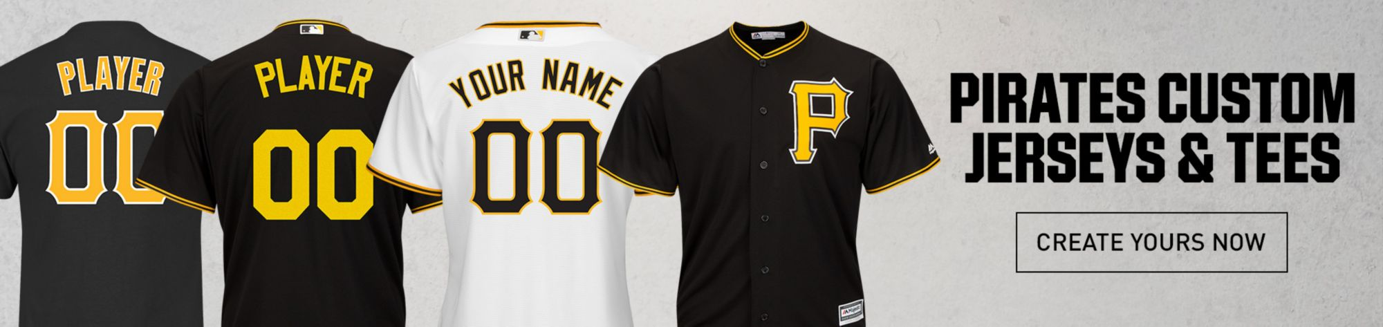 Pittsburgh Pirates Apparel & Gear