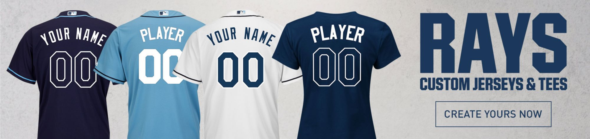 Tampa Bay Rays Apparel & Gear