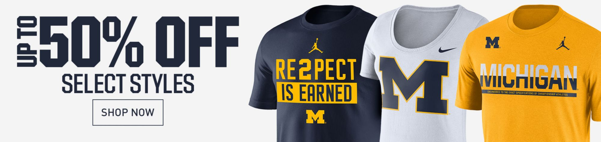 Clearance Michigan Wolverines