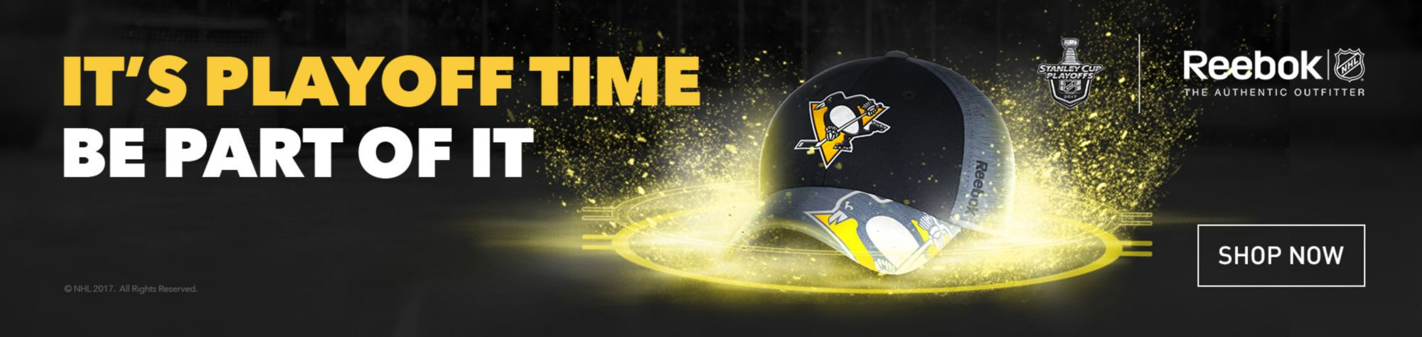 NHL Reebok Playoffs - Pittsburgh Penguins