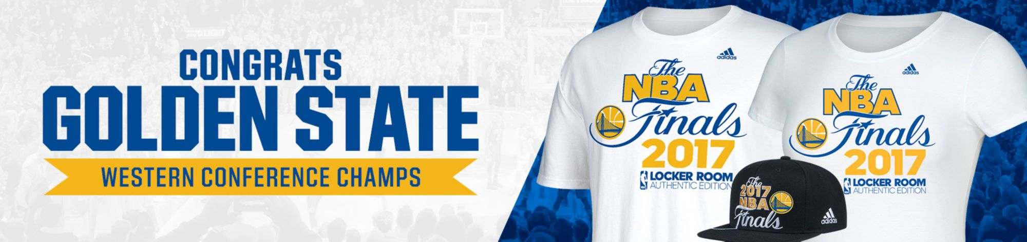 Congrats Golden State Warriors!