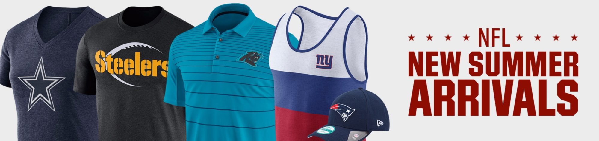 NFL New Arrivals