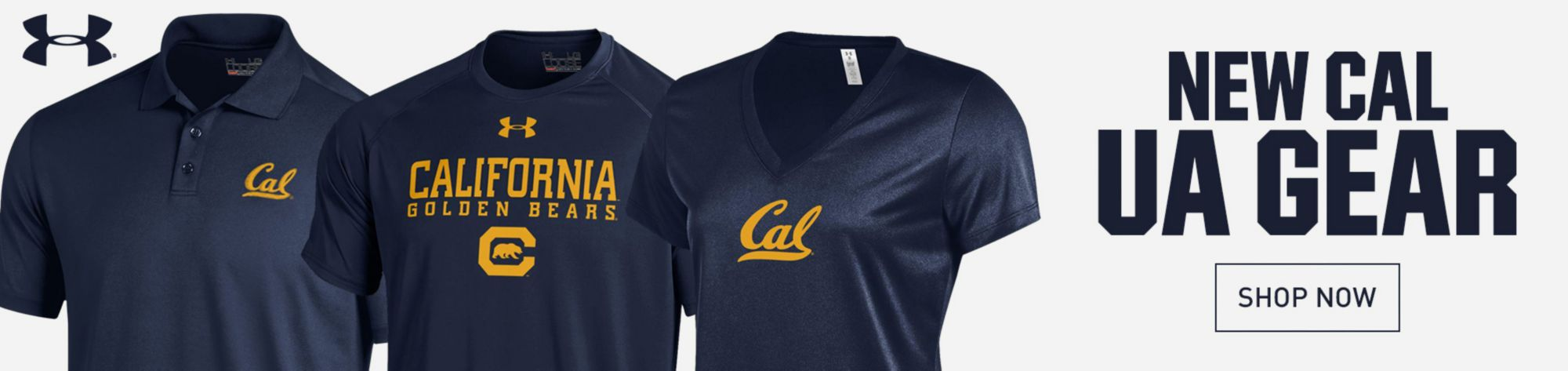 New Cal Under Armour Gear