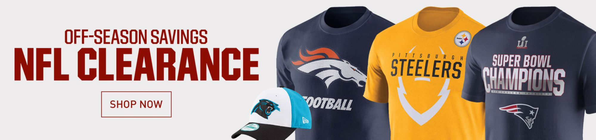 Clearance NFL