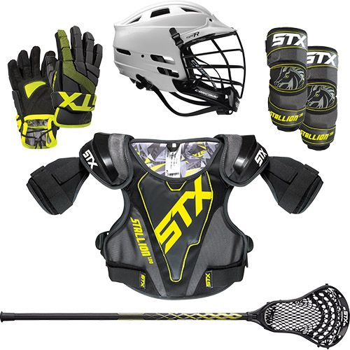 STX Youth Stallion 5-Piece Lacrosse Package