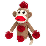 Monkey Made of Sockies Headcover