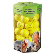 Almost Golf Practice Golf Balls – 36-Pack