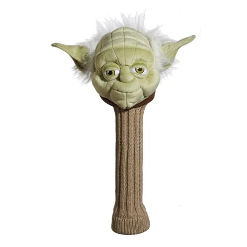 Image result for yoda headcover