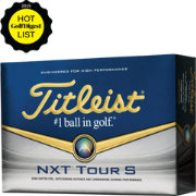 Titleist NXT Tour S Personalized Golf Balls - Prior Generation