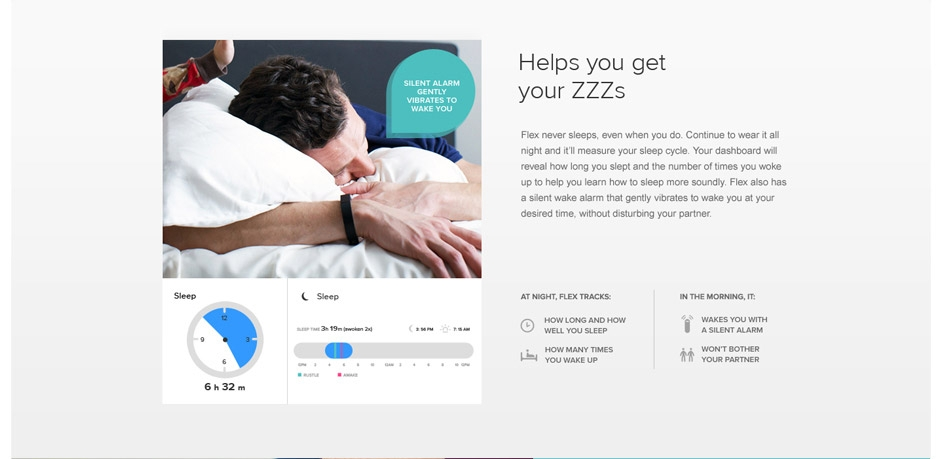 Helps you get your ZZZs