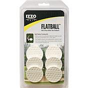IZZO Flatball Golf Swing Training Aid - 6 Pack