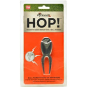 Frogger HOP Divot Tool and Ball Marker