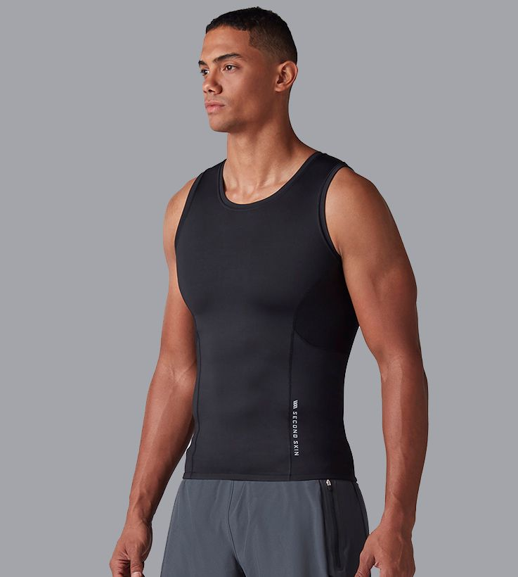 Second Skin Men's Apparel