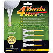 "GreenKeepers 2.75"" 4 More Yards Golf Tees - 4 Pack"
