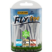 "CHAMP Zarma FLYtee 2.75"" White – 30-Pack"