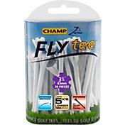 "CHAMP Zarma FLYtee 3.25"" White – 25-Pack"