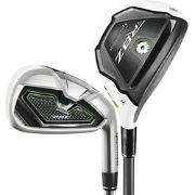 TaylorMade RocketBallz HP Hybrid/Irons - (Graphite/Steel) 3-4H,5-PW