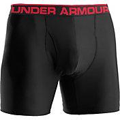 "Under Armour Men's Original 6"" Boxerjock Boxer Briefs"