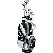 Callaway Women's Solaire Gems 8-Piece Complete Set – (Graphite) – Black