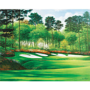 Golf Gifts & Gallery Augusta 13th Hole Canvas Photo
