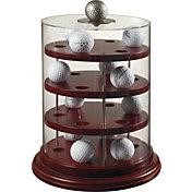 Maxfli Acrylic Cylinder 24-Ball Cabinet