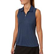 Slazenger Women's Tech Sleeveless Golf Polo