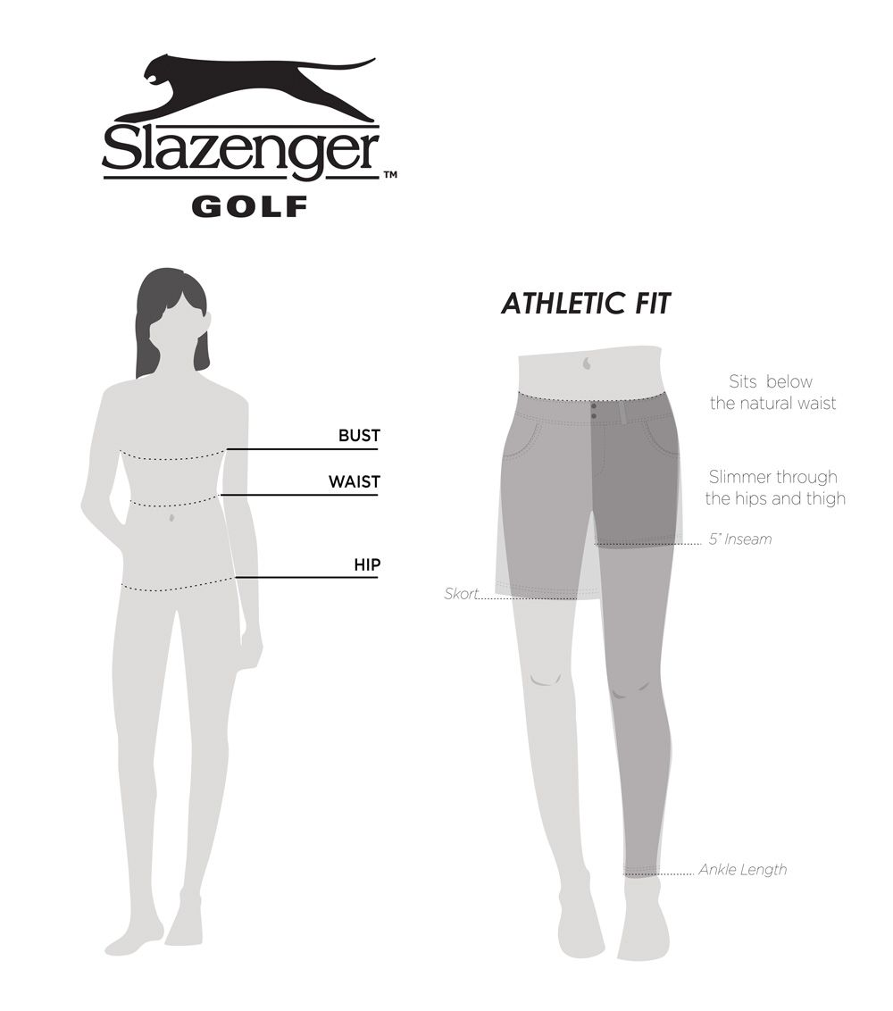 Slazenger Women's Fit Guide