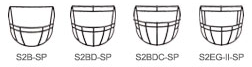 Riddell Victor-I Youth Facemasks