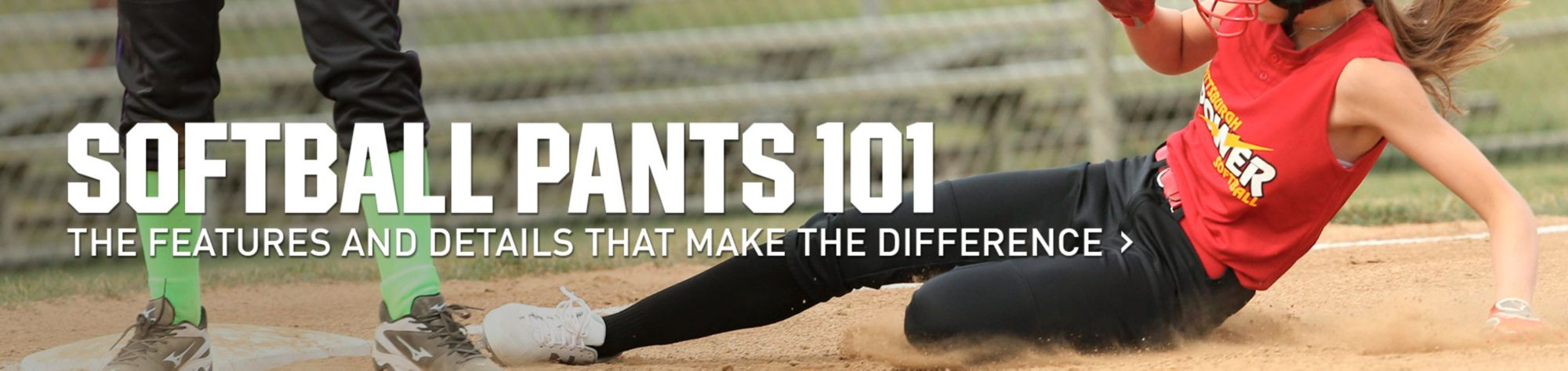 How to Buy Softball Pants