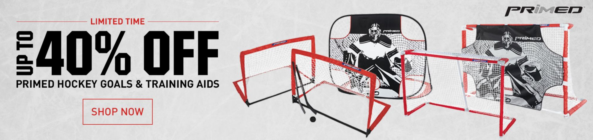 PRIMED Hockey Training Aids